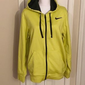 Nike Therma Fit Sweatshirt ZIP Hoodie Jacket